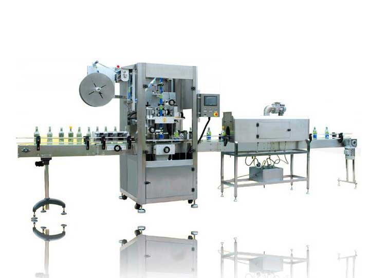 BTB-250D Automatic Shrinkable Sleeve Labeling Machine