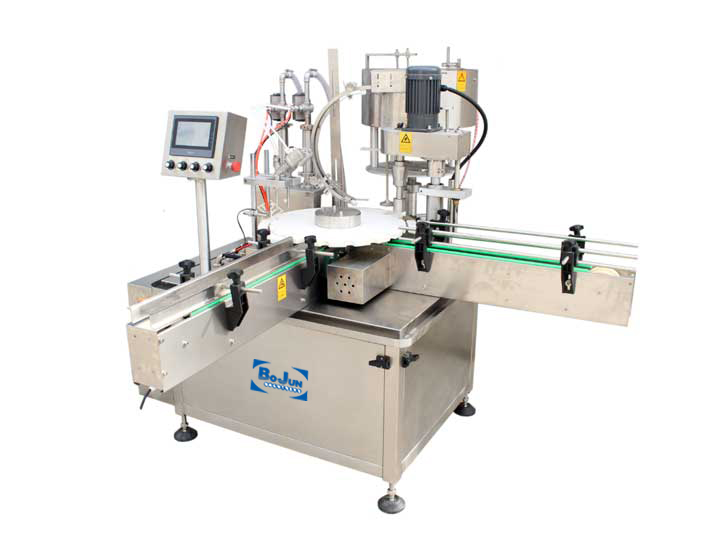 BGX-2-1D Automatic Filling and Capping Machine