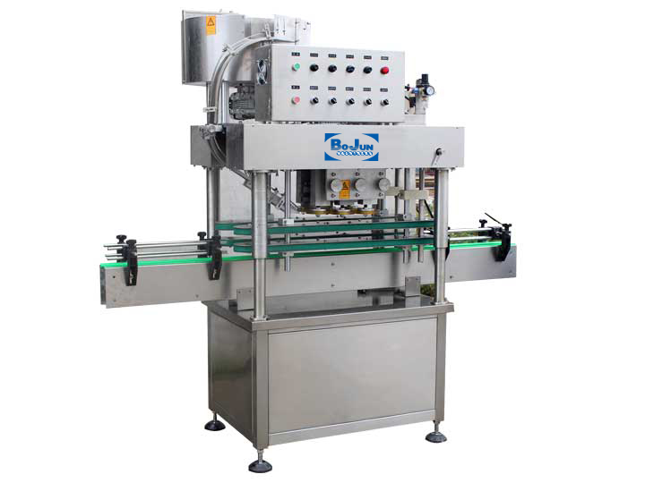 BX-6D Automatic Capping Machine