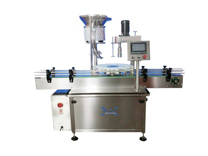 BHX-1C Automatic Rotating Capping Machine