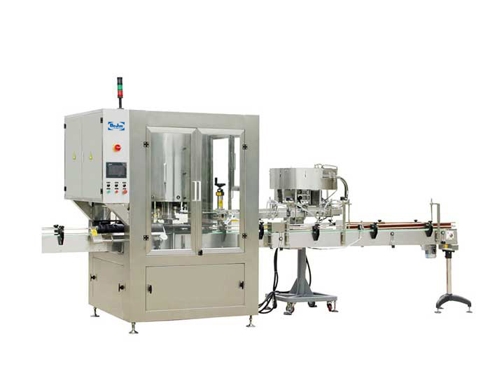 BHX-6D Automatic Rotating Capping Machine
