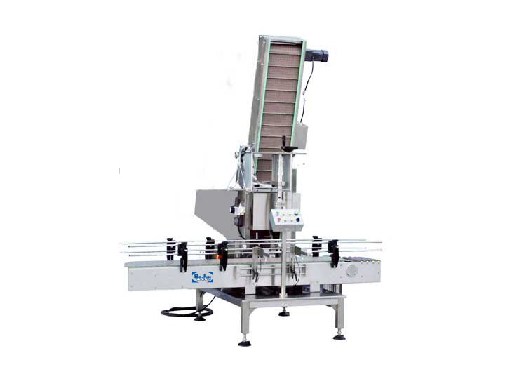 BSX-1D Automatic Single-head Capping Machine