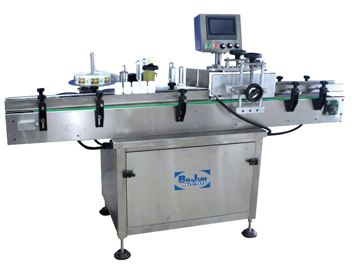 BTB-150D Automatic Adhesive Labeling Machine