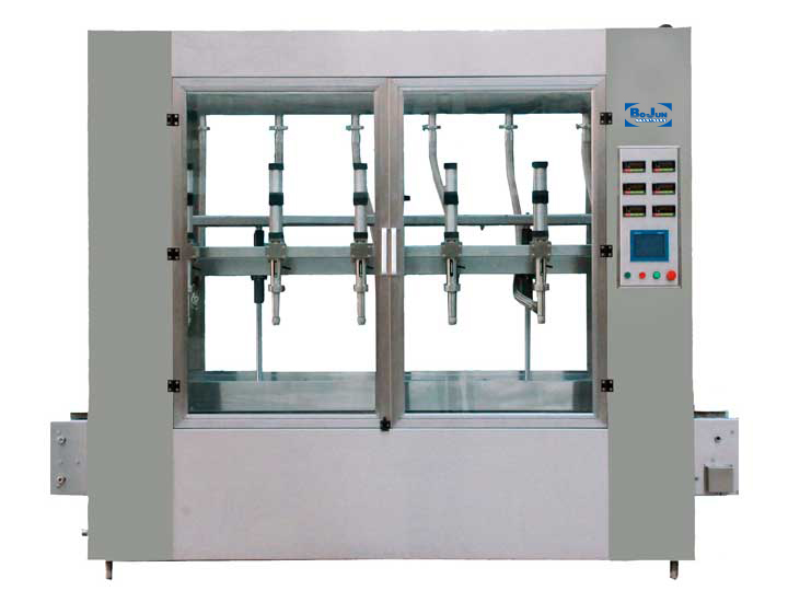 BCZ50-6D Automatic Weighing Filling Machine