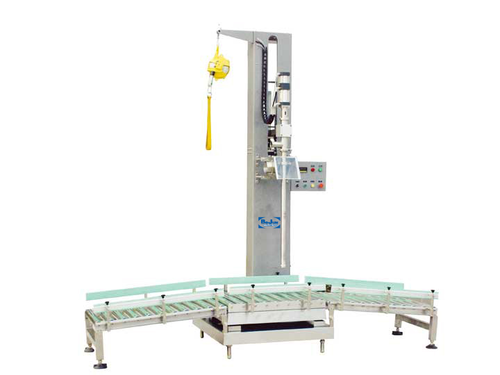 BCZ300-1D Semi-automatic Weighing Filling Machine