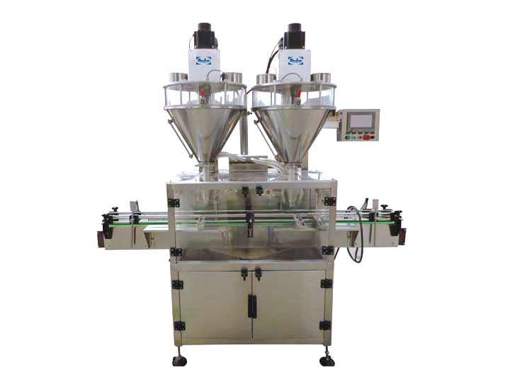 BFG1000-2D Automatic Powder Filling Machine