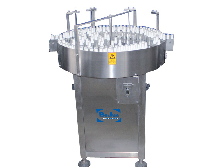 BHT-D Rotary Buffer Table