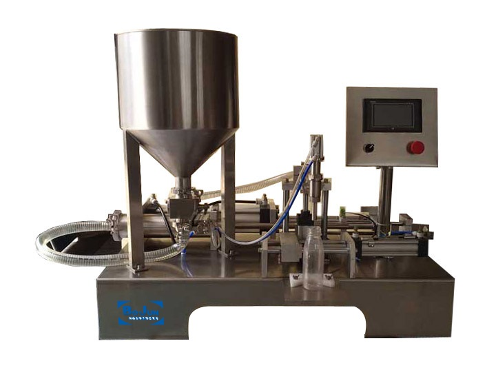 BG1000-1E Semi-automatic Piston Filling Machine